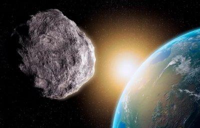 Огромен астероид лети към Земята