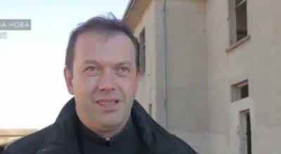 """Отец Кортези брани природен парк от АЕЦ """"Белене"""""""