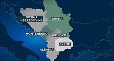 200 000 души от Балканите са се преместили в ЕС през 2018 г.