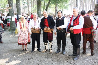 Валери Симеонов и Цветан Цветанов заедно на Жеравна