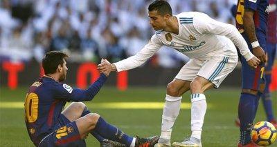 Кристиано Роналдо покани Меси на вечеря