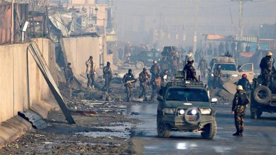 Серията атентати в Афганистан продължава