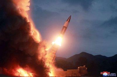Пхенян пак демонстрира сила