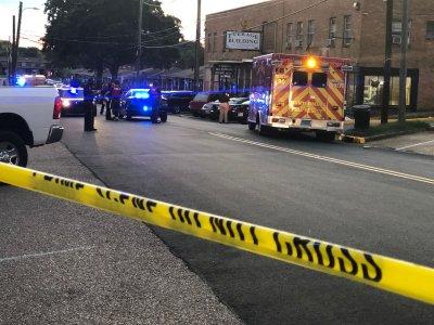 Стрелба край университета в Алабама