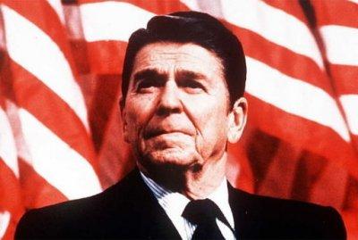 Роналд Рейгън, президент на САЩ (1981-1989)