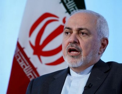 Иранският външен министър пристигна в Биариц