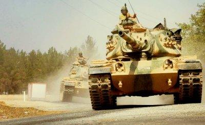 Турция започва военна операция в Северен Ирак