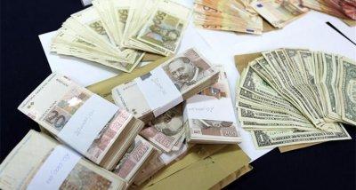 След кражба: Банкомат изхвърли близо 10 000 евро на улица