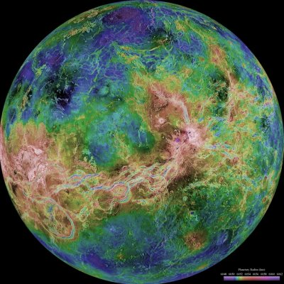 На Венера може да има живот