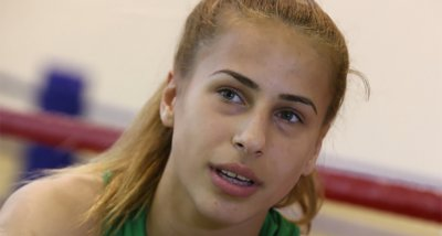 Мелек Закифова осигури първия медал за България на ЕП по бокс