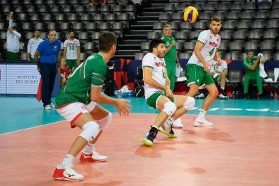 Волейболистите ни с втора победа на Евро 2019