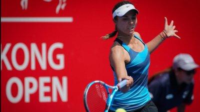 Отмениха тенис турнира в Хонконг заради протестите