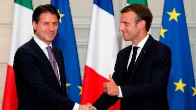 Италия и Франция предлагат нова система за мигрантите