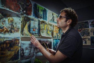 """Торонто награди Тео Ушев за """"Физика на тъгата"""""""