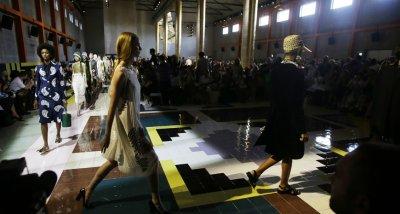 """""""Прада"""" показа колекцията си на Миланската седмица на модата"""