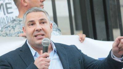 ВСС наложи две наказания на Методи Лалов