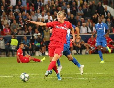 Норвежки нападател чупи рекорди в Шампионската лига