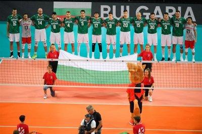 България срещу Словения в елиминациите на европейското