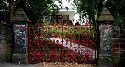 Отварят за фенове тайната градина на Джон Ленън