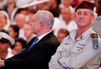 Партията на Ганц отхвърли предложението на Нетаняху