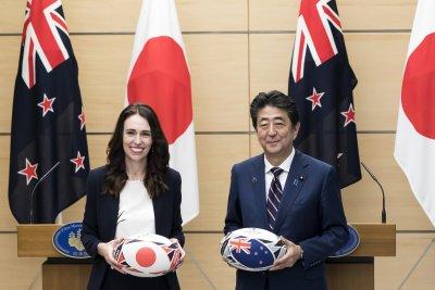 Международен гаф! Премиерът на Нова Зеландия обърка Япония с Китай