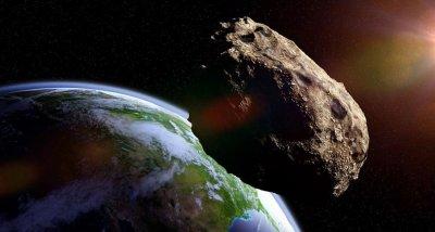 Взривяването на астероид може да спре затоплянето на Земята