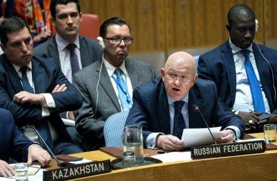 САЩ не допуснаха 10 членове на Русия в ООН
