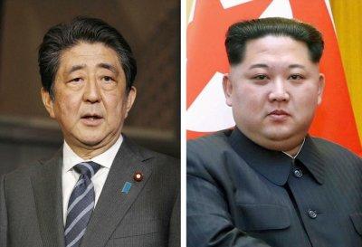 Шиндзо Абе иска среща с Ким Чен-ун