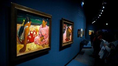 Рядка картина на Гоген отива на търг за 7 милиона евро