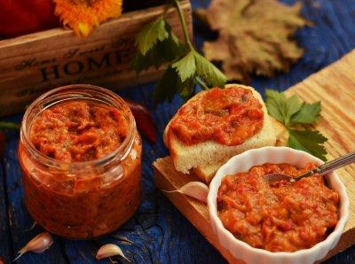 Сръбската рецепта за вълшебен айвар