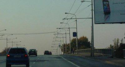 Тежка катастрофа на моста на Захарна фабрика