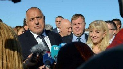 """Борисов: Магистрала """"Хемус"""" е първа, парите са осигурени"""
