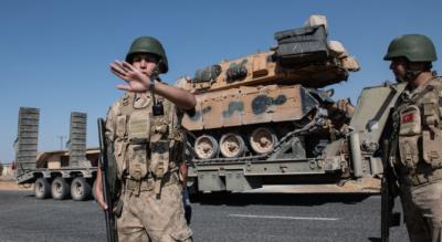 """Сирийските сили: Атаката на Турция съживи """"Ислямска държава"""""""