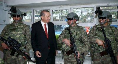 "Ердоган: Започна военна операция ""Извор на мира"""