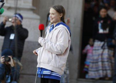 Грета Тунберг оглави стачка в Денвър (СНИМКИ)