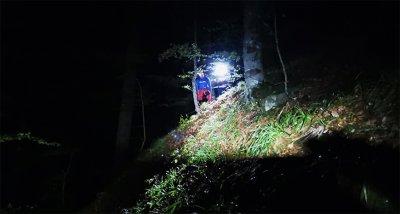 Планински спасители свалиха от Беласица мъж със счупен крак, паднал от водопад
