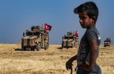 Турски сухопътни войски навлязоха в Сирия (ОБЗОР)