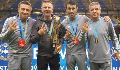 Стойчо остава в Казахстан, ще води Кайсар в Лига Европа
