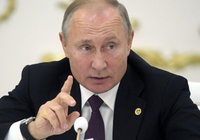 Путин: Сирия трябва да бъде освободена от чуждестранно военно присъствие