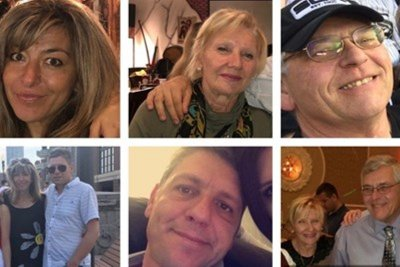 Ето застреляните в Чикаго българи
