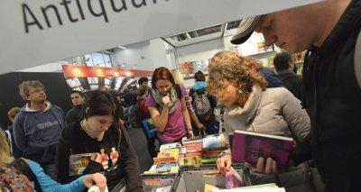 Повече посетители на Панаира на книгата във Франкфурт тази година