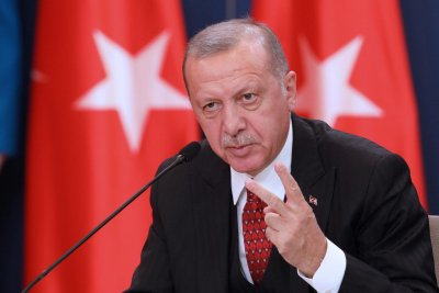 Ердоган: В Северна Сирия не се водят сражения