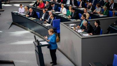 Меркел: Не знам дали ще има сделка за Брекзит