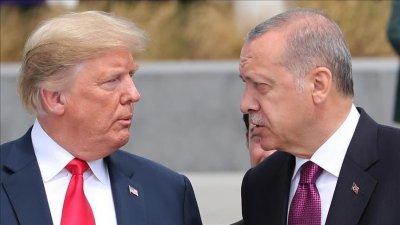 Тръмп: Ще унищожа турската икономика!