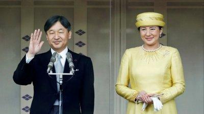 Утре Япония чества възкачването на император Нарухито