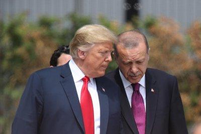 Ердоган хвърлил писмото на Тръмп в кофата
