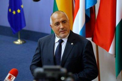 Борисов е в Брюксел за срещата на евролидерите
