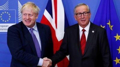 Лондон напуска ЕС на 31 октомври