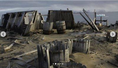Бъчва с кафе от 1902 г. беше открита в Арктика