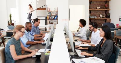 Работата в офис води до депресия